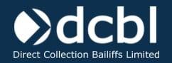 DCBL Bailiffs Debt