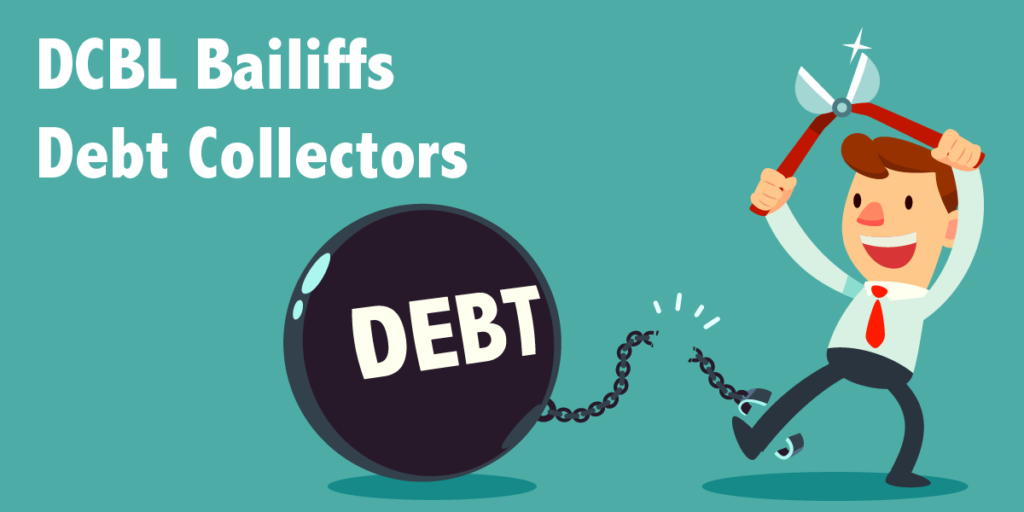 DCBL Bailiffs Debt Collectors