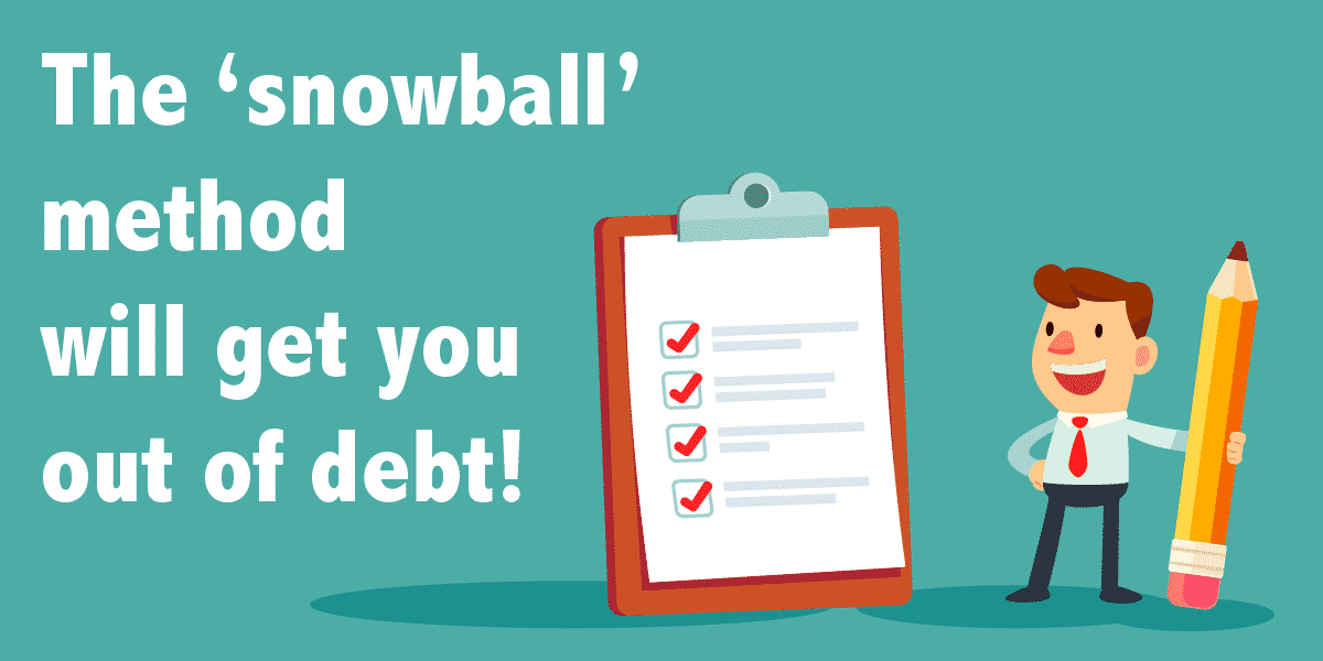 snowball debt method