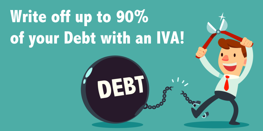 IVA debt write off
