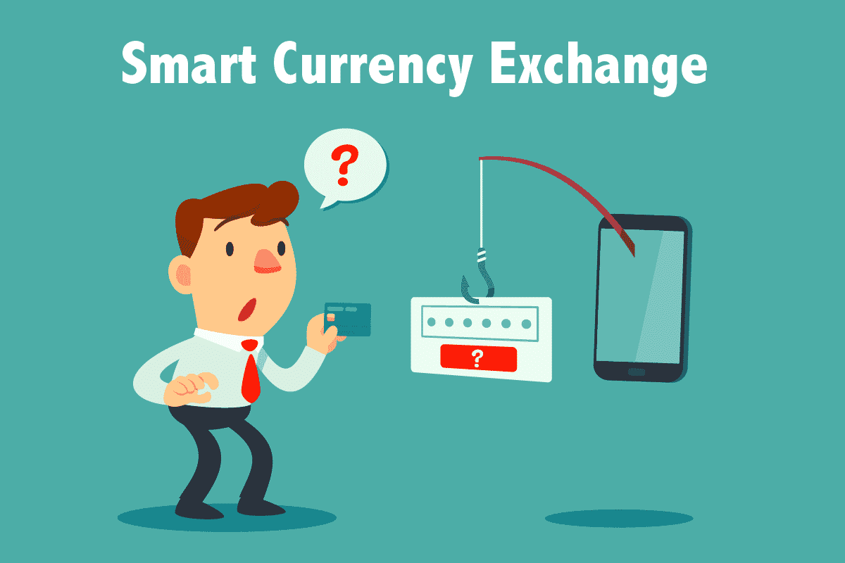 Smart Currency Exchange Money Transfer