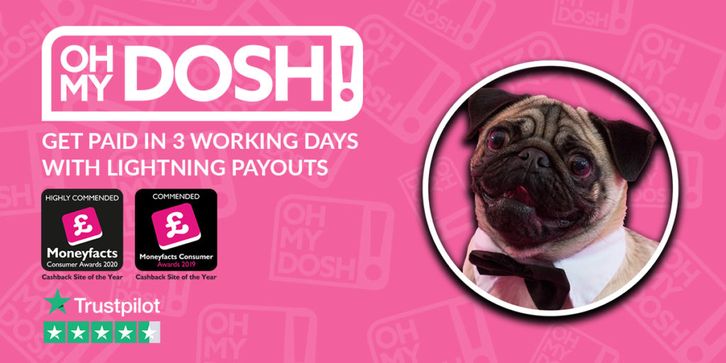Oh My Dosh! A site to make money online