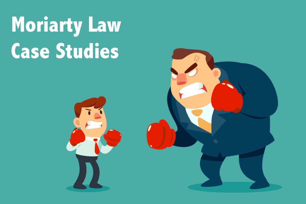 Moriarty Law Case Studies