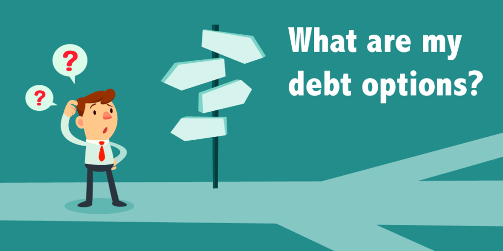 your debt options