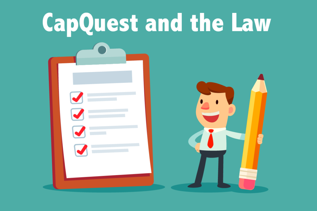 CapQuest and the Law