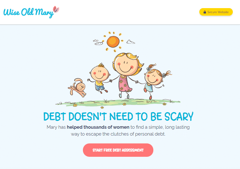 Wise Old Mary Website Review