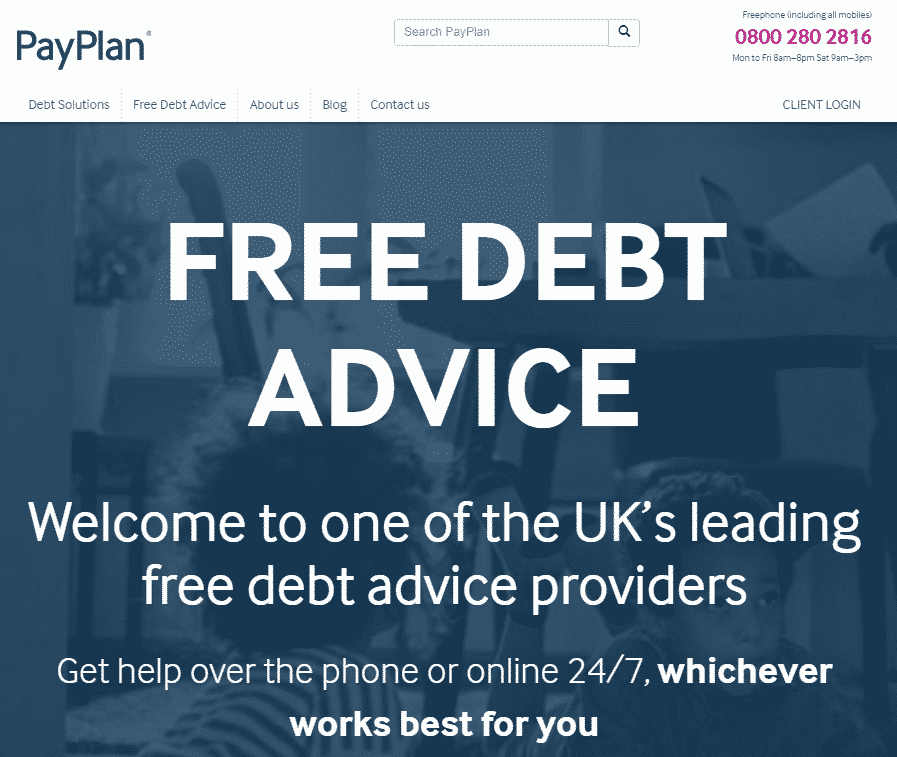 Payplan website Review