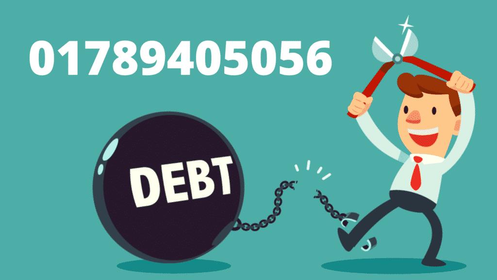 01789405056 Debt Free