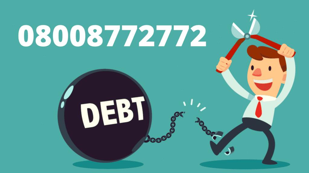 08008772772 Debt Free
